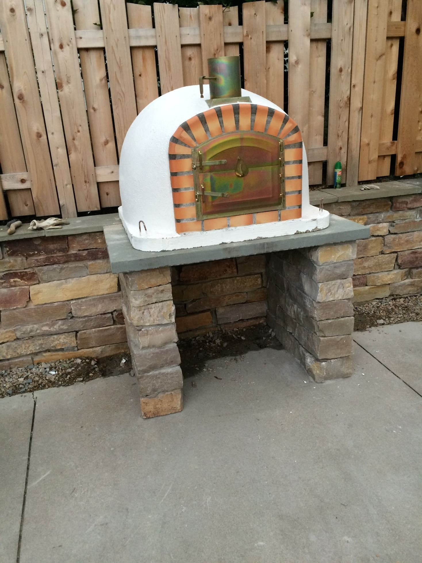 Code Brick Pizza Oven Stone Creations