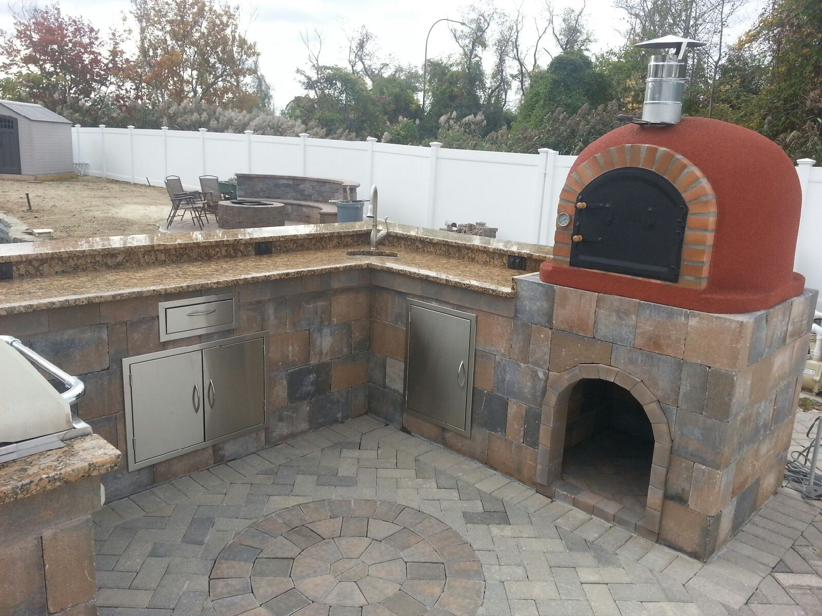 Kitchen Pizza Oven ~ Code pizza oven insulated stone creations