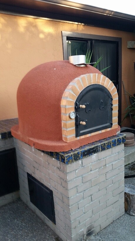 Code Pizza Oven Insulated Stone Creations