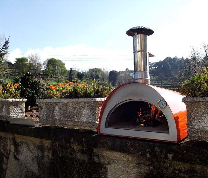 Code Portable Pizza Oven Stone Creations