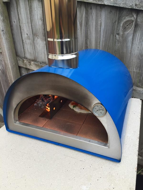 Code Portable Pizza Oven Stone Creations